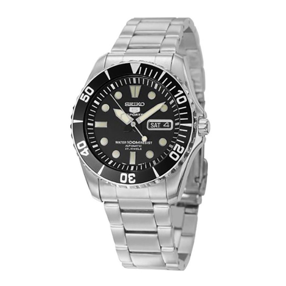 Seiko Analog Sport Mens 5 SPORTS  JAPAN Watch SNZF17J1 - <span itemprop='availableAtOrFrom'>UK, United Kingdom</span> - 1. Refund Policy : Refund will only be made if there is a manufacturing fault or DOA or we made a mistake. 2. Watches that have been resized, damaged, or otherwise altered after delivery will  - UK, United Kingdom
